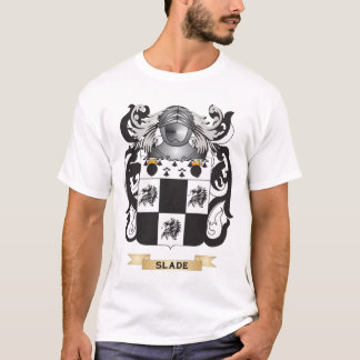 Slade Coat of Arms (Family Crest) T-Shirt