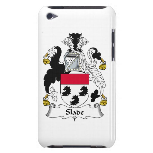 Slade Family Crest Case-Mate iPod Touch Case