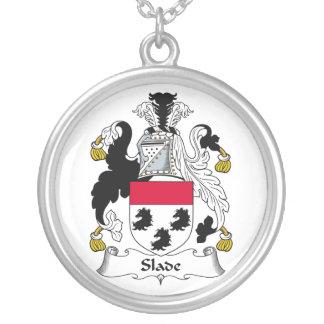 Slade Family Crest Pendant