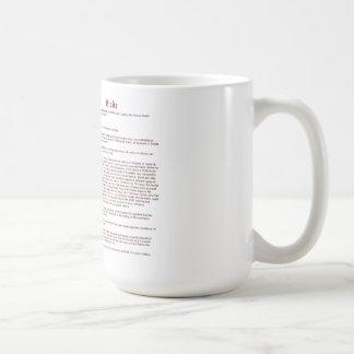Slade (meaning) mugs