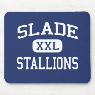 Slade Stallions Middle New Britain Mousepads