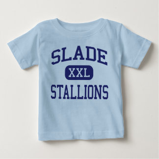 Slade Stallions Middle New Britain Tee Shirt