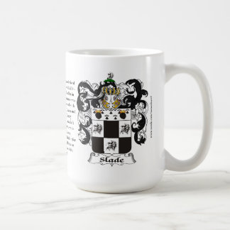 Slade, the Origin, the Meaning and the Crest Mug