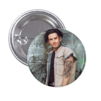Slade The Tribe 1 Inch Round Button
