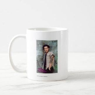 Slade The Tribe Classic White Coffee Mug