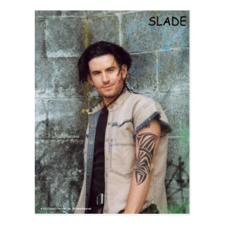 Slade The Tribe Postcard