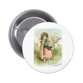 Slades Spices Yours for Purity Pinback Buttons
