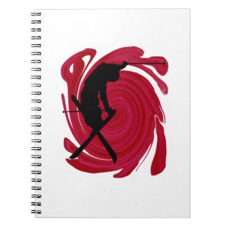 Slalom Healing Notebooks