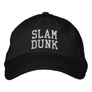 Slam Dunk Personalized Adjustable Hat Baseball Cap
