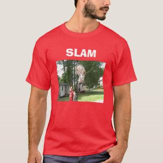 SLAM Red T-Shirt