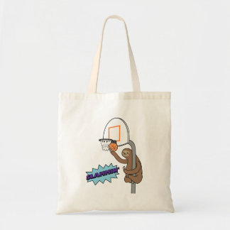 Slammin' Sloth Tote Bag