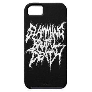 Slamming Brutal Death Metal iPhone 5 Cover