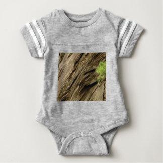 slant shadow stone baby bodysuit