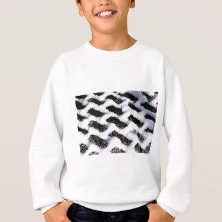slanted bricks sweatshirt