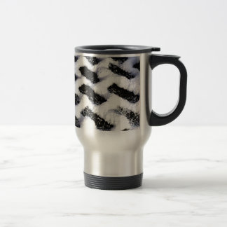 slanted bricks travel mug