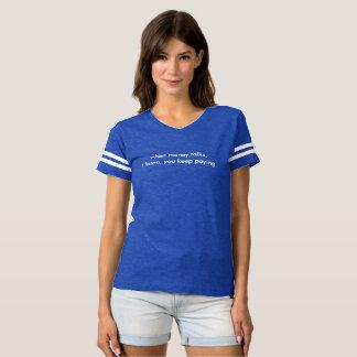 slap in the face humor t-shirt