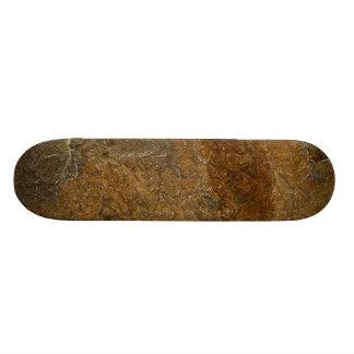Slate Stone Background - Customized Template Blank Custom Skate Board
