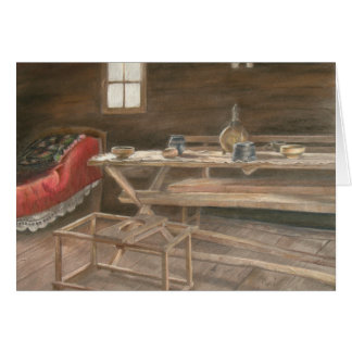 Slava Table and Bedroom Card
