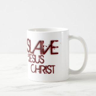 Slave of Jesus Christ Coffee Mug