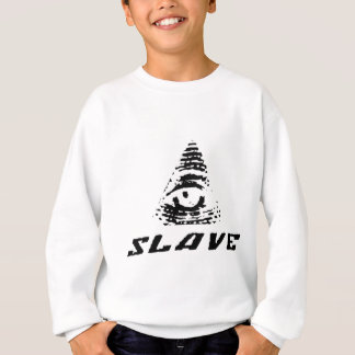Slave to the Illuminati Sweatshirt