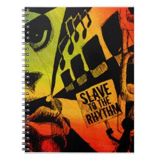 Slave To the Rhythm Notebooks