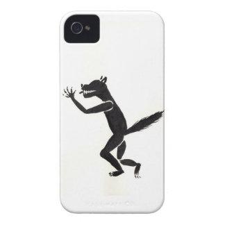 Slavering Werewolf Case-Mate iPhone 4 Cases