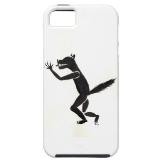 Slavering Werewolf iPhone 5 Cover