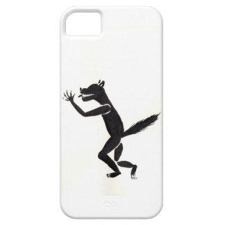 Slavering Werewolf iPhone 5 Covers