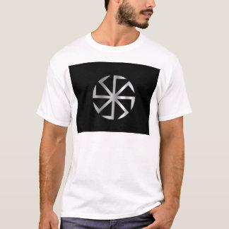 Slavik religion- The Kolovrat symbol T-Shirt