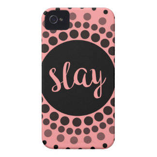 Slay iPhone 4 Cover