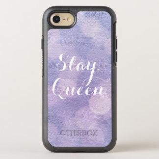 Slay, Queen OtterBox Symmetry iPhone 7 Case
