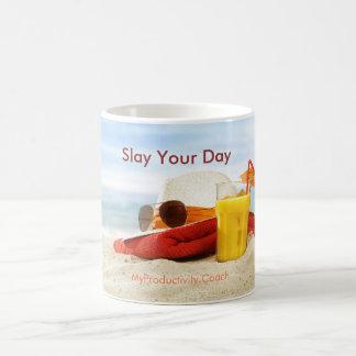 Slay Your Day Mug