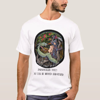 SLAY YOUR DRAGONS, Medieval art,Jordan Peterson T-Shirt