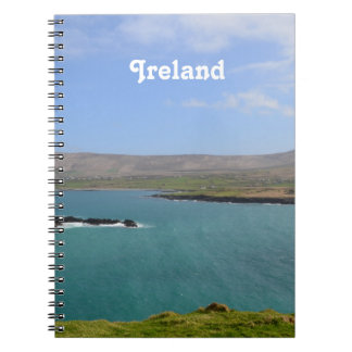 Slea Head Pennisula Spiral Notebook