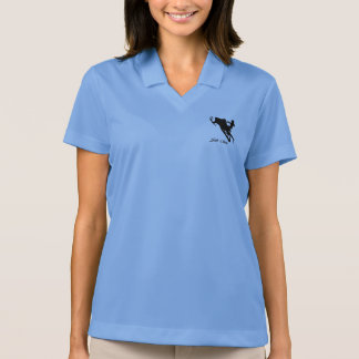 Sled Chick Polo