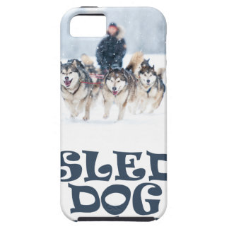 Sled Dog Day - Appreciation Day Case For The iPhone 5
