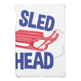 Sled Head iPad Mini Covers