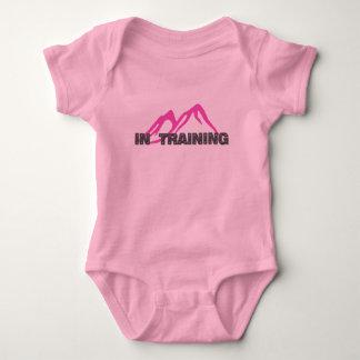 Sledder Gurlz in Training Baby Onsie Baby Bodysuit