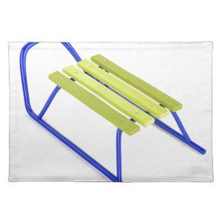 Sledge Placemat