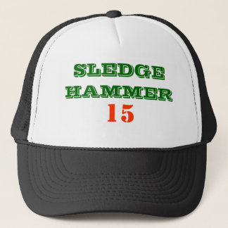 SLEDGEHAMMER, 15 TRUCKER HAT