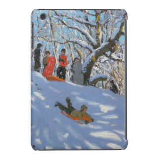 Sledging in Allestree Woods 2011 iPad Mini Covers