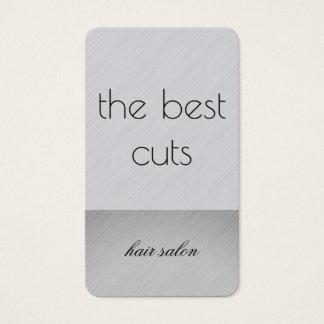 Sleek and Modern Business Card