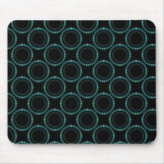 Sleek and Polished Mousepad Turquoise