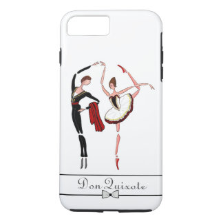SLEEK BALLET DANCE IPHONE CASE, DON QUIXOTE BALLET iPhone 8 PLUS/7 PLUS CASE