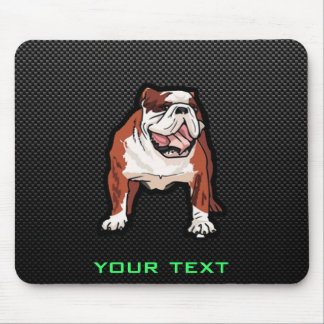 Sleek Bulldog Mousepads