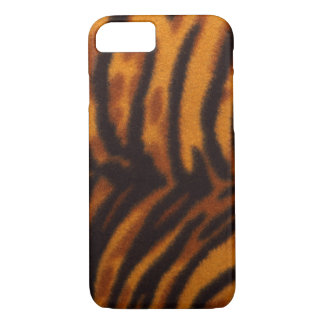 Sleek Cheetah Abstract Print, iPhone 7 Case