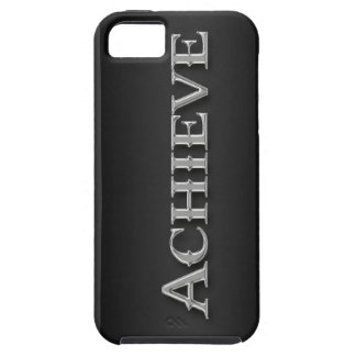 Sleek Chrome Metallic Inspirational iPhone Case