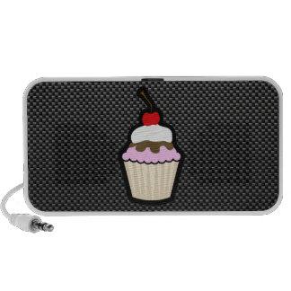 Sleek Cupcake Travelling Speaker