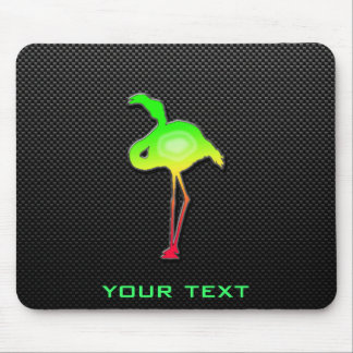 Sleek Flamingo Mousepad