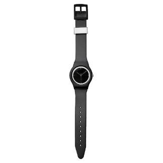 Sleek Modern Watch With Custom Face
